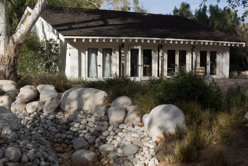 Adobe Reyes Historial Site  on Jan. 29, 2018 in Agoura Hills.