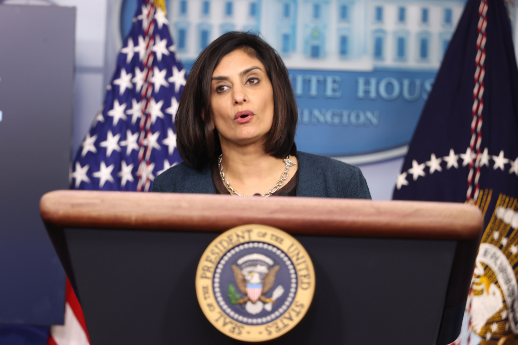 Seema Verma, chief administrator of the Centers for Medicare & Medicaid Services, says the changes in the way Medicaid is funded and regulated in Tennessee