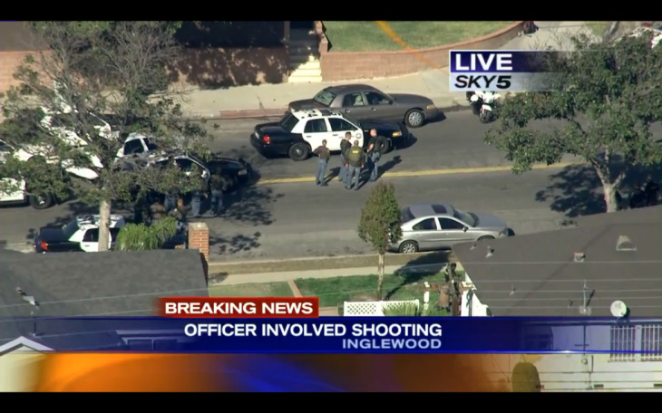 Inglewood shooting