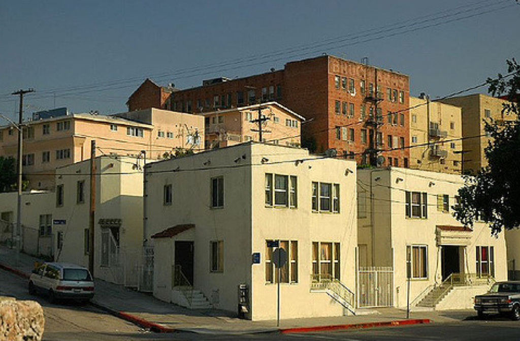 Failing to receive government housing assistance, more than half a million low-income Los Angeles renters are living in severely substandard housing or putting more than half their paycheck toward the rent, according to a new report.