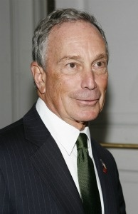 NYC Mayor Michael Bloomberg attends the New Yorkers For Children Annual Fall Gala.