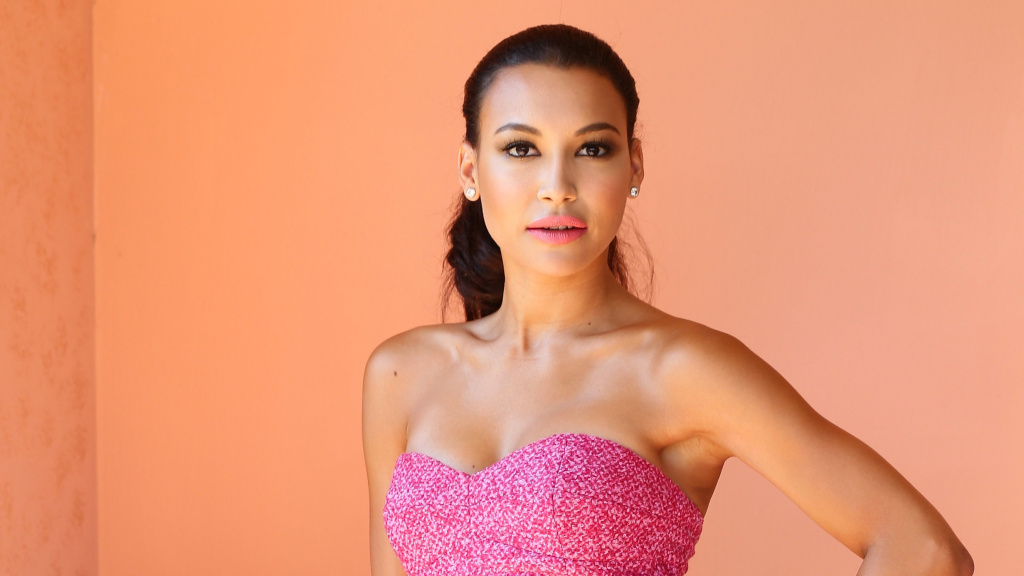 Naya Rivera poses for a portrait at the 2013 Giffoni Film Festival on July 24, 2013, in Giffoni Valle Piana, Italy.