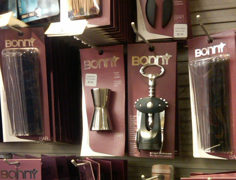 Does this scare you? It shouldn't, because nobody really needs a whole bunch of wine gear.