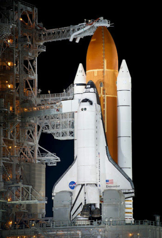 Endeavor will land in Los Angeles on September 20th and travel through the Southland.