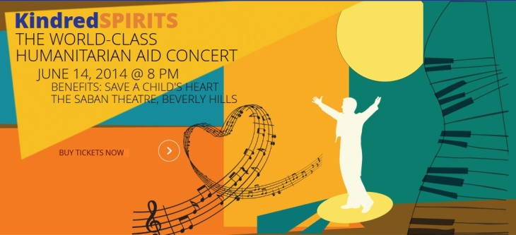 Kindred Spirits 2014 Concert