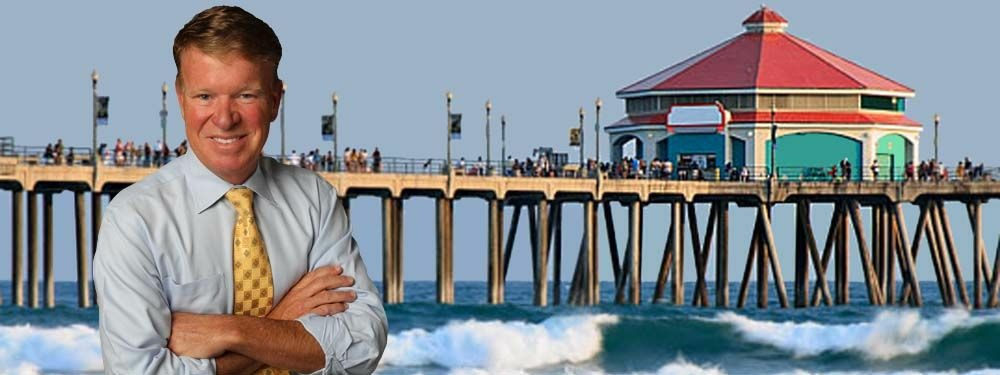 Tim Ryan is running for Huntington Beach City Council
