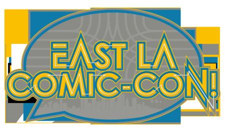 East LA Comic-Con logo