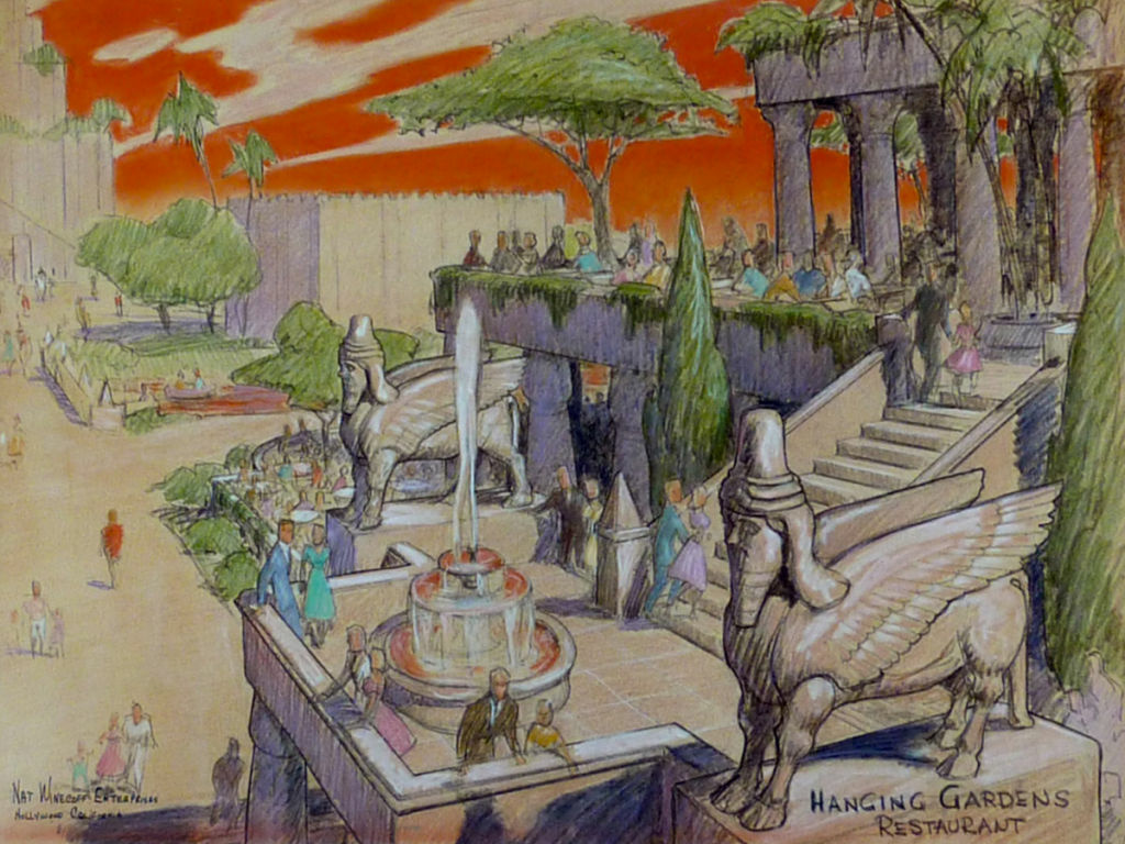 Off Ramp Documentary Unearths Story Of Failed Theme Park Bible Storyland 89 3 Kpcc