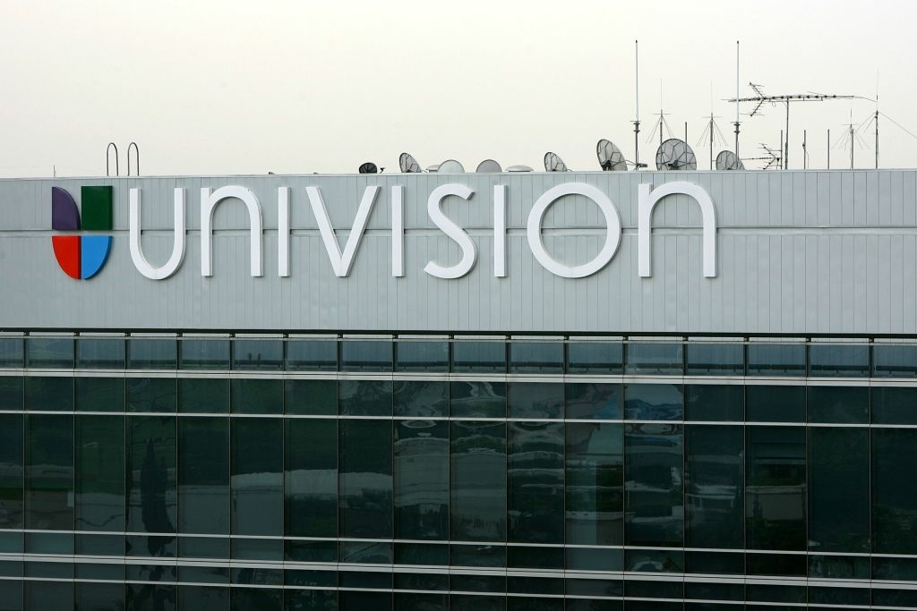Univision Communications Inc, June 2006. Univision is has struggled to maintain its large Latino audience amid rapid demographic changes.