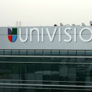 Univision Communications Inc, June 2006. Univision is teaming up with Disney Co.'s ABC News to launch a 24-hour English-language news network to attract more of the fast growing U.S. Latino population.