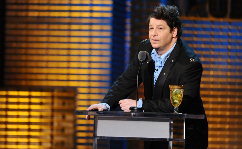 FILE: Jeff Ross at the Comedy Central Roast Of Donald Trump at the Hammerstein Ballroom on March 9, 2011 in New York City.
