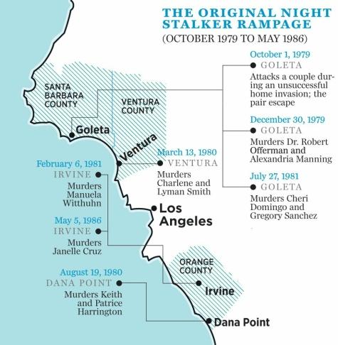 Los Angeles Magazine published