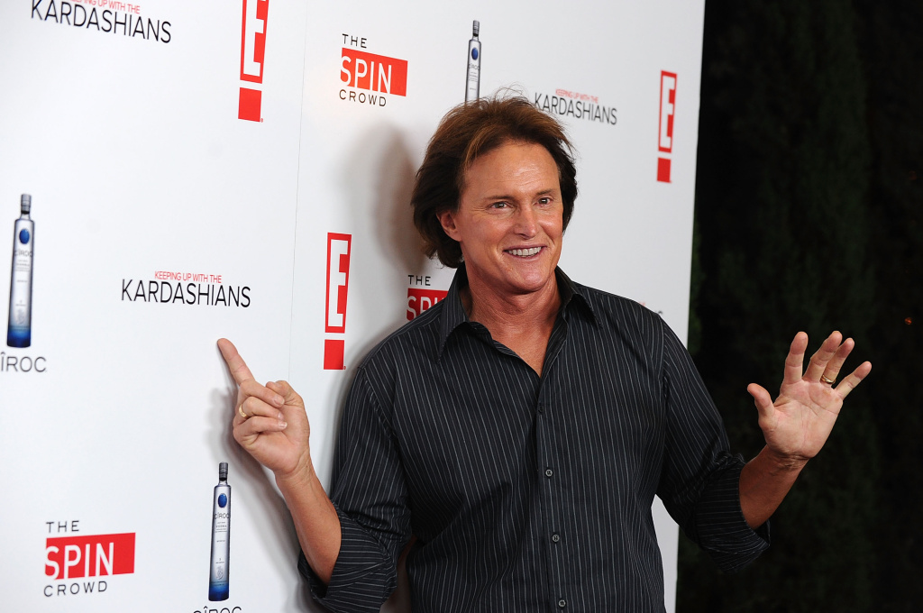 Television personality Bruce Jenner attends Comcast Entertainment Group's Party for