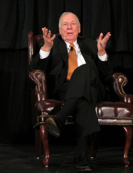 When an oil man finds the wind: T. Boone Pickens on his adventure in alternative energy
