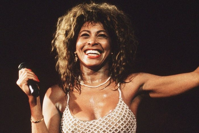 Tina Turner performing, used in the documentary