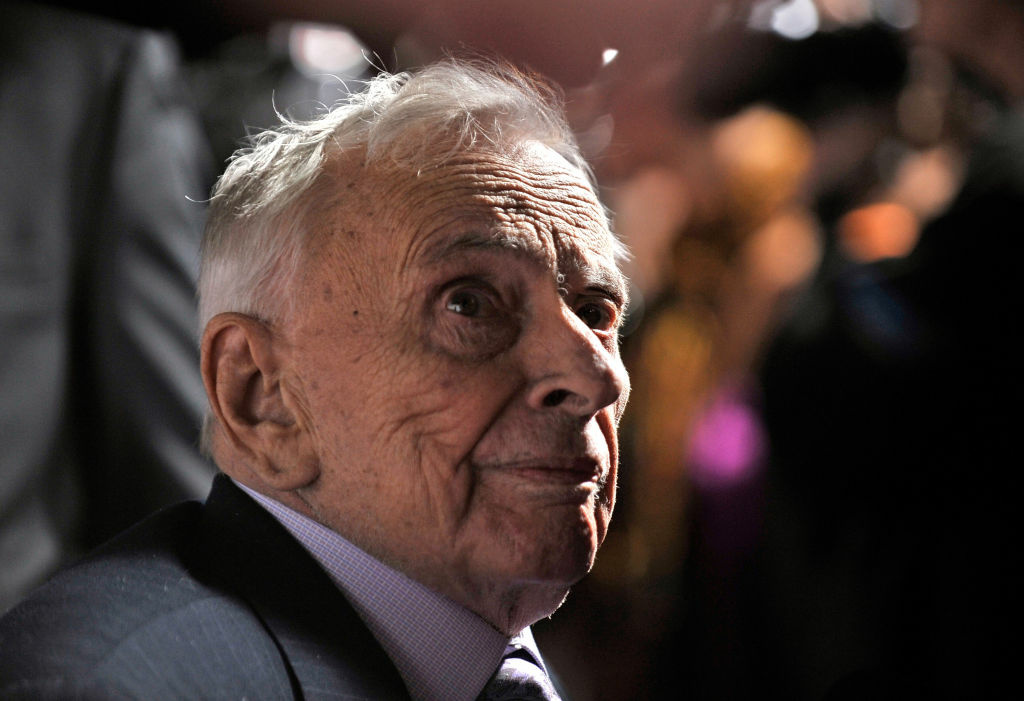Author Gore Vidal attends the MOCA NEW 30th anniversary gala held at MOCA on November 14, 2009 in Los Angeles, California. Vidal died Tuesday of complications from pneumonia.
