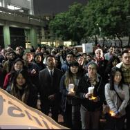Japanese Americans Muslim rally