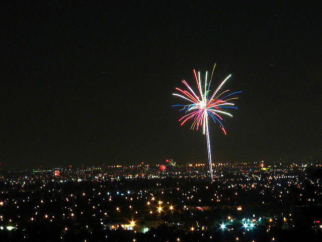 Festive fun or future inferno? LAFD says leave fireworks to the pro's this July 4th.