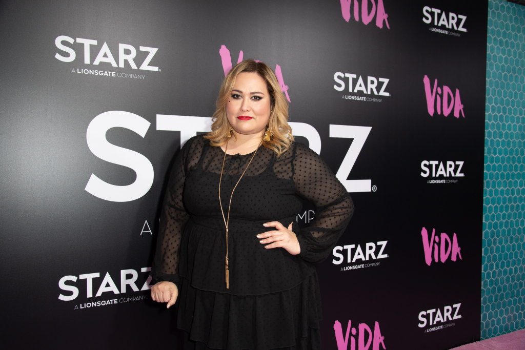 LOS ANGELES, CA - MAY 01:  Tanya Saracho attends Starz