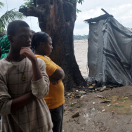 HAITI-WEATHER-SANDY-FLOOD