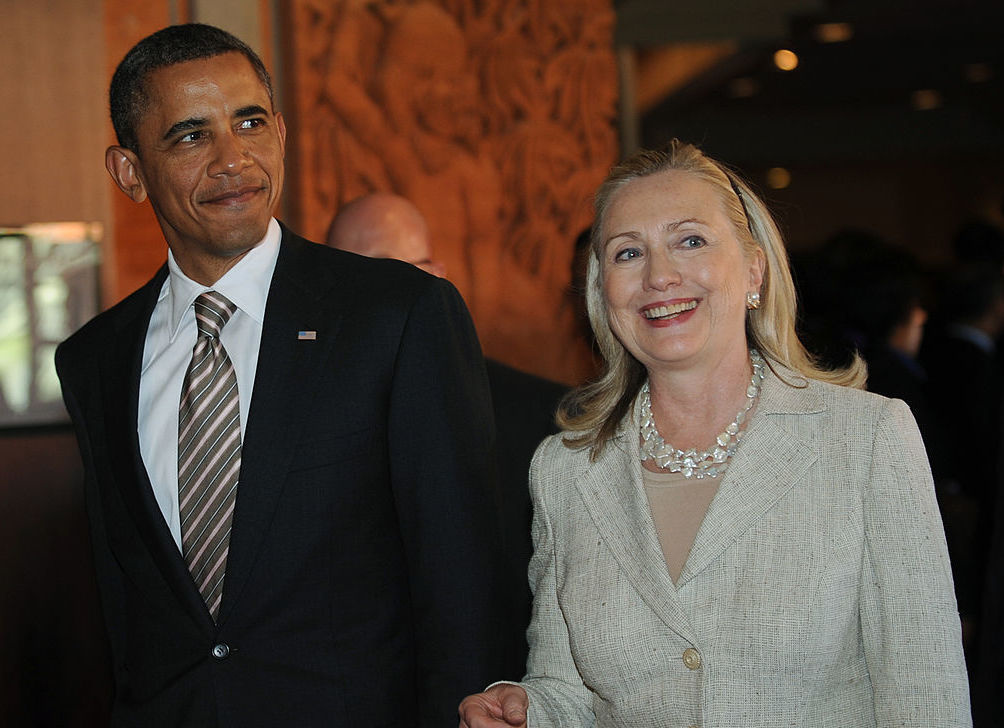 President Obama, seen in 2011, endorsed Hillary Clinton Thursday for president.
