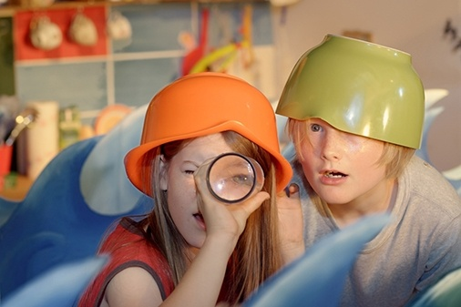 """I Spy with My Little Eye."" Directed by Alexandra Nebel"