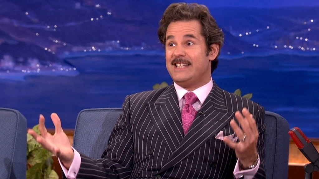 Paul F. Tompkins, appearing on