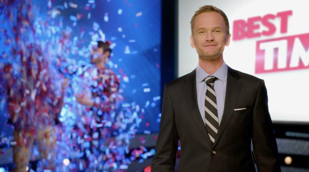 Neil Patrick Harris hosts the variety show,