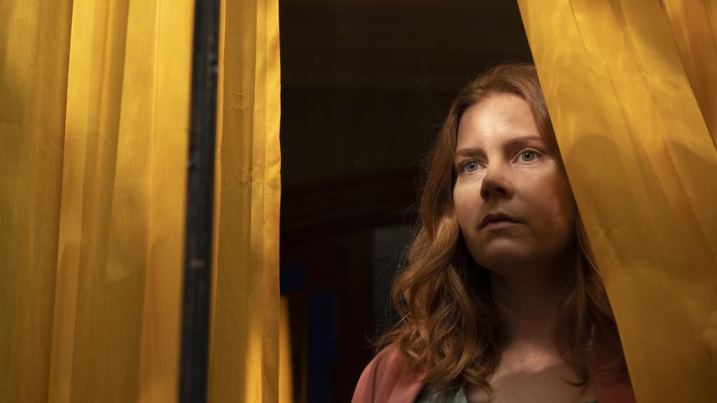 Amy Adams stars as Anna Fox in the Netflix film <em>The Woman In The Window</em>.