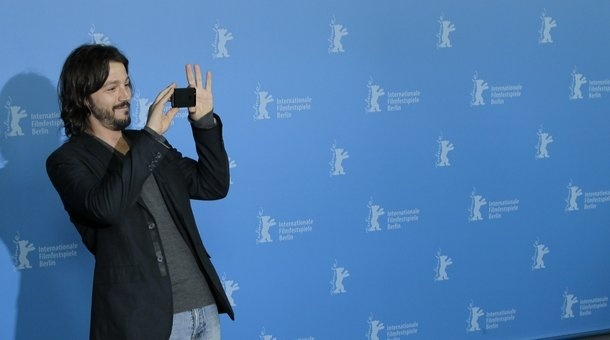 Director Diego Luna attends the 'Cesar Chavez' photocall during 64th Berlinale International Film Festival at Grand Hyatt Hotel on February 12, 2014 in Berlin, Germany.