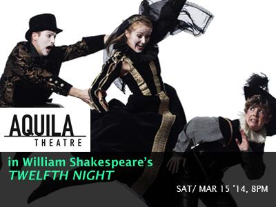 Aquila Theatre in William Shakespeare's