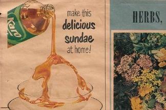 Karo Corn Syrup Ad.