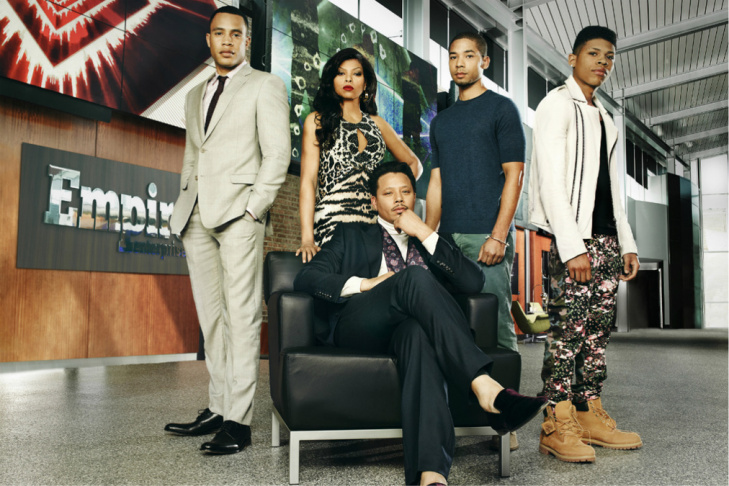 The cast of the Fox series
