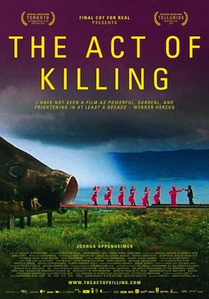 """The Act of Killing"" looks at a bloody chapter of Indonesian history that is seldom discussed outside of the country."