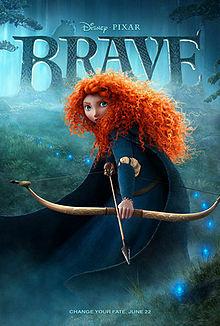 Disney-Pixar's 'Brave'
