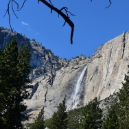 US-ENVIRONMENT-DROUGHT-YOSEMITE-WATER