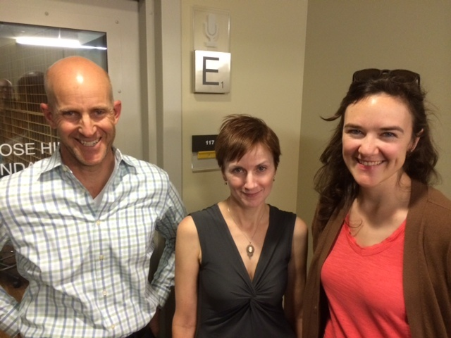 The Frame's John Horn with Dana Stevens and Julia Turner from the Slate Culture Gabfest