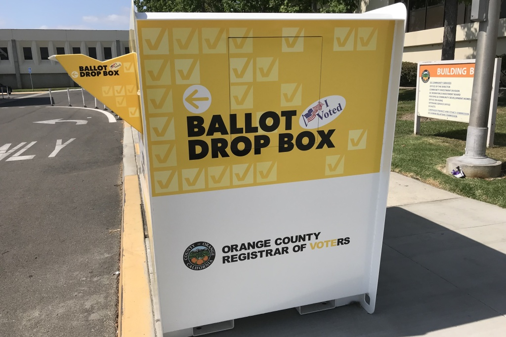 In the June 5, 2018 election, Orange County saw a record number of ballots returned for a midterm primary.