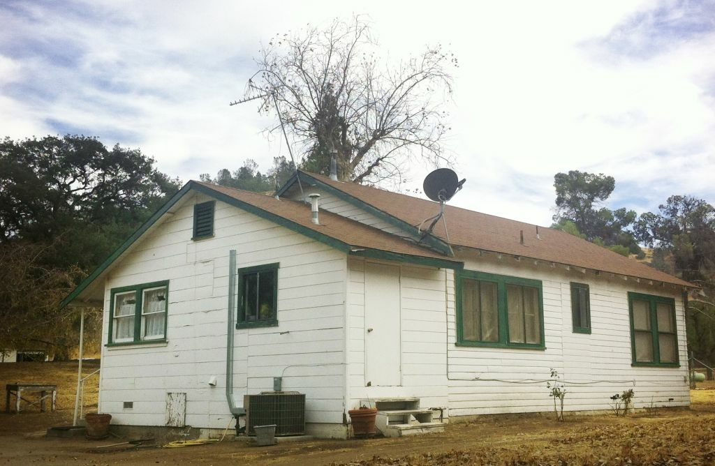 The home of Cesar Chavez, which will become a national monument.