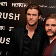 "Ferrari And The Cinema Society Host A Screening Of ""Rush"" - Arrivals"