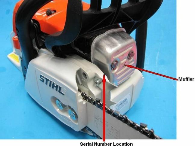 STIHL chainsaw recall 2