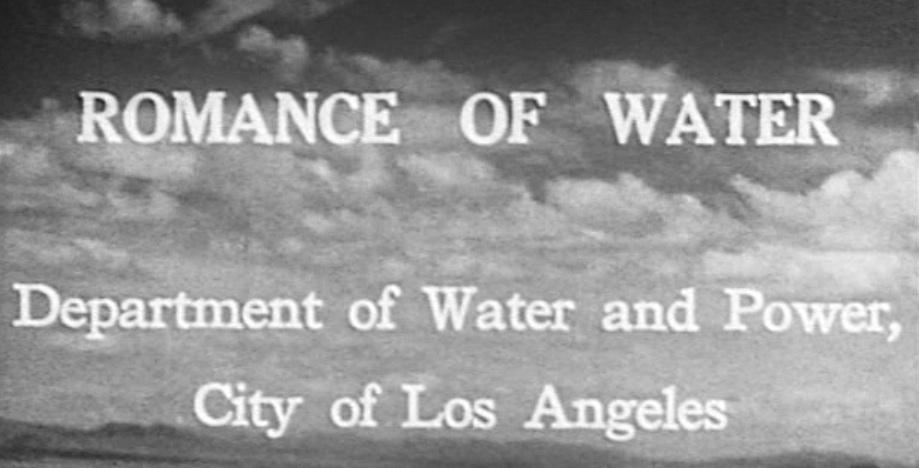 LADWP's 1931 film