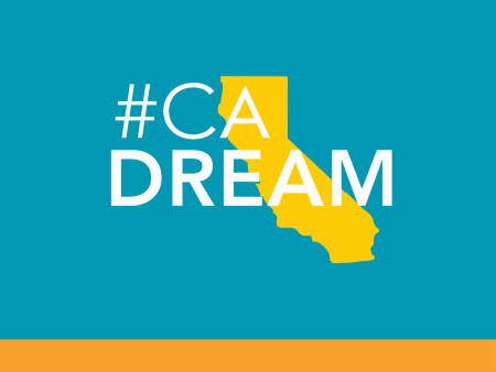 The California Dream Logo