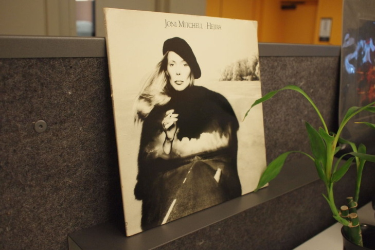 Album of the week - Hejira by Joni Mitchell