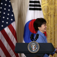 President Obama And South Korean President Park Geun-Hye Hold News Conference