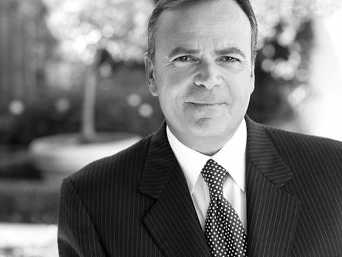 Developer RIck Caruso announced he will not run for mayor in 2013, saying it is not the right time to step away from his company, Caruso Affiliated.