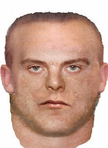 A composite sketch of the man who attempted to kidnap a 15-year-old girl in Ontario on Wednesday, May 23, 2012.