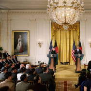 Obama And Afghan President Karzai Hold Joint News Conf. At White House