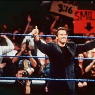 Arnold Schwarzenegger And Vince Mcmahon