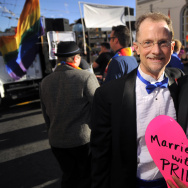 US-POLITICS-DOMA-GAY-MARRIAGE-NEWS-FEED